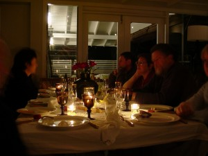 Dinner Party - a fun and thrifty weekend idea