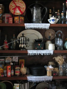 Hide cach and valuables in your kitchen pantry