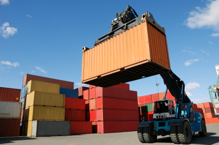 Container Tracking, Freight agents
