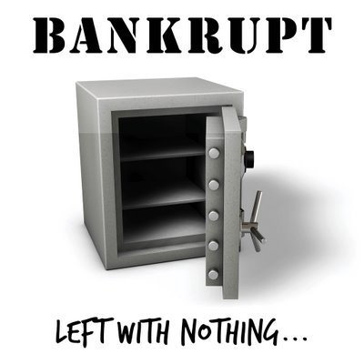 Are You Too Broke for Bankruptcy?