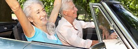 Senior Citizens Driving Safely: When to Hang up the Car Keys?