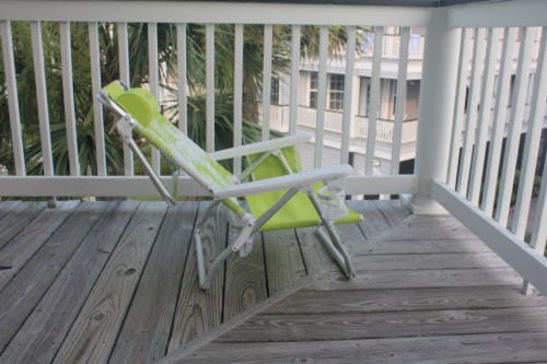 Nautica Beach Chair More Recline