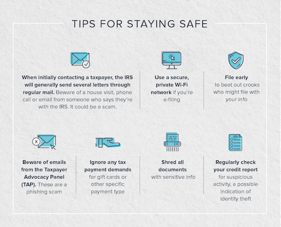 Tips for Tax Safety